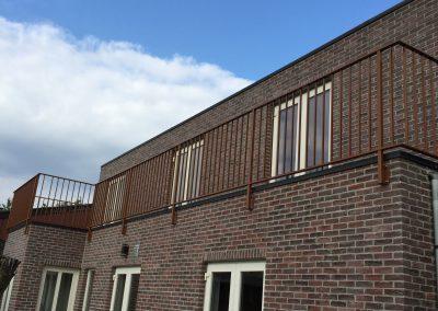 balustrade verticale